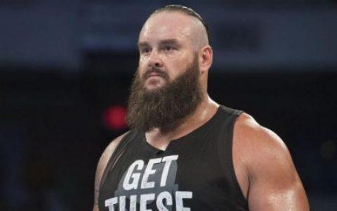 WWE环球冠军布朗斯图曼与奥兰多餐馆合作,为医护人员提供食物