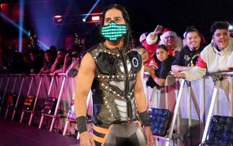 205心脏阿里将是下一个WWE冠军挑战者