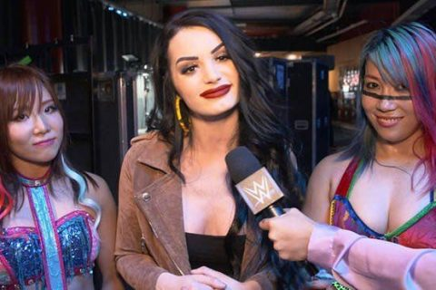 """前WWE天后冠军佩奇透露有回归意向,""""正在进行多个项目"""""""
