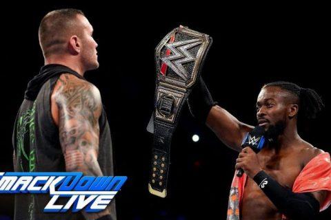 """现任WWE冠军回应兰迪奥顿,我已经不是十年前的""""科菲金斯顿"""""""