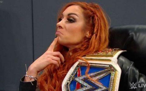 WWE名人堂成员指责贝基林奇太过傲慢