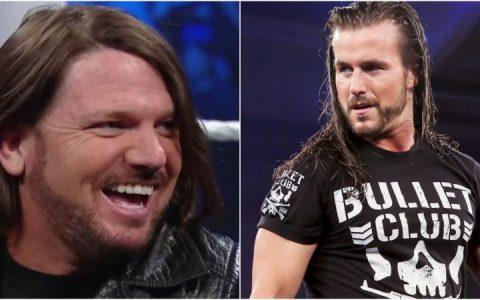 WWE弹帮头目之争打响AJ与科尔触发引火钱