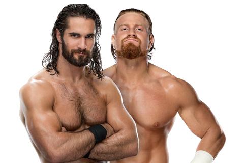 WWE RAW双打冠军