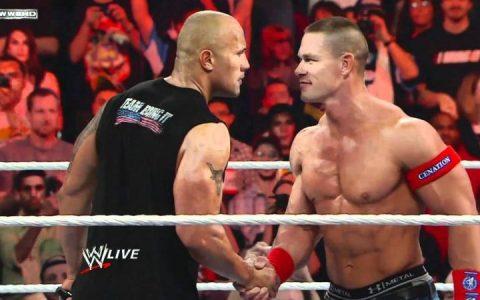 明天RAW重聚巨石强森和约翰塞纳会出现吗