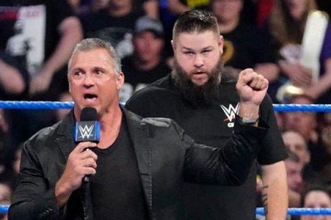 WWE凯文欧文斯誓言夏日狂潮大赛中如输自辞