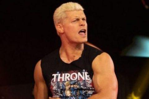 AEW认怂?高级顾问承认不是WWE对手