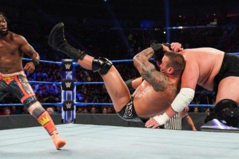 震惊!毒蛇兰迪奥顿在夏日狂潮赛前惨遭偷袭RKO