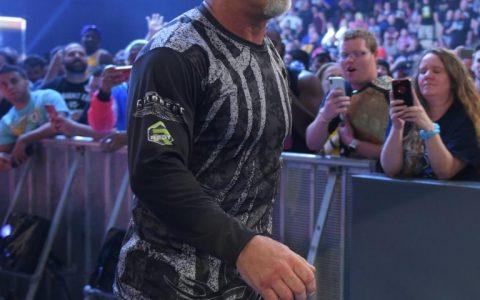 WWE战神高柏再次回归,道夫齐格勒就是下一个