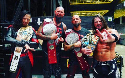 全美冠军AJ斯泰尔斯解释为何不在NXT首秀