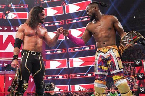 为你的WWE冠军和6次双打冠军科菲金士顿生日点赞