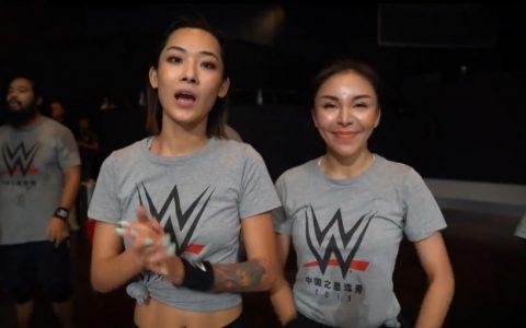 正式敲定!三位WWE中国之星今抵美接受训练!