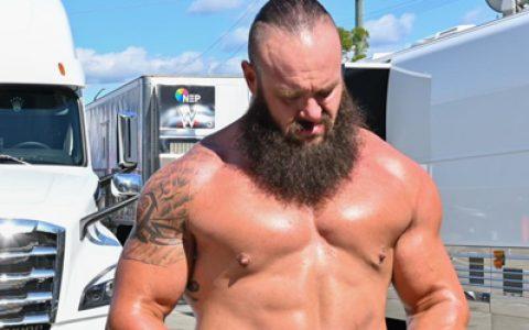绝不会背叛!布朗·斯图曼表示自己永远不会离开WWE