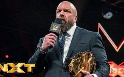 从WWE选秀节目到WWE二线三线主阵节目,HHH讲述NXT历程