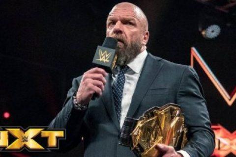 王大锤HHH亲自解释他现在的职位,NXT将有更多选手升上主阵!