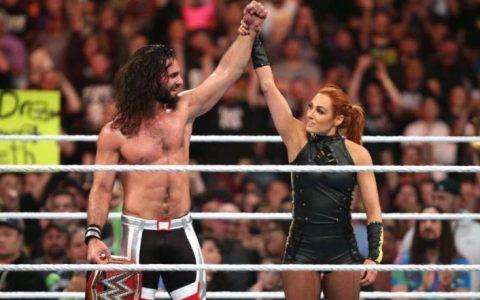WWE贝基林奇终于站出来为罗林斯辩护,怒怼AEW老前辈!