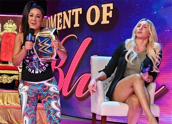 夏洛特弗莱尔竟然请WWE前RAW双打冠军前来帮忙助阵