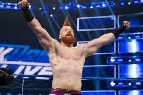"""WWE前冠军""""希莫斯""""希望回归WWE拿下洲际冠军成为大满贯"""