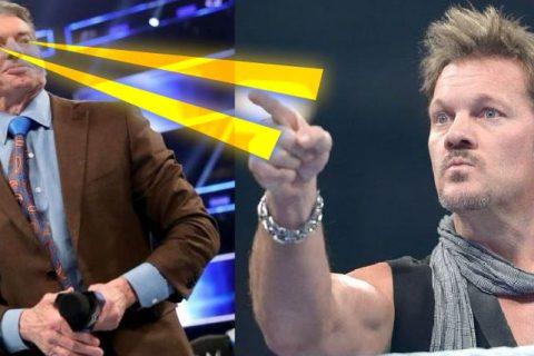 权力的游戏?Y2J称早已学懂WWE一切,现在AEW就是龙妈!