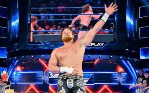 巴迪墨菲得到WWE高层高度赏识原因竟是打败丹尼尔布莱恩