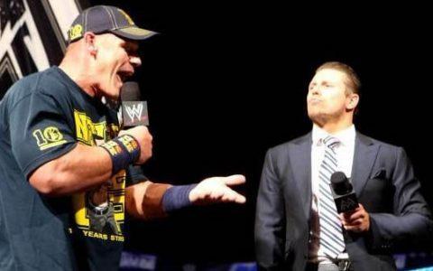约翰塞纳和巨石强森是否会出现明日RAW超级大聚会?这些人已经确定出席