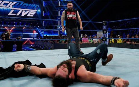 凯文·欧文斯很轻松就可以成为WWE247冠军,可是他为什么放弃?