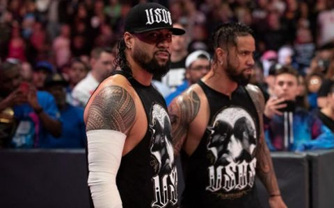 吉米·乌索即将回归WWE,保罗·海曼向大E抛出了橄榄枝?