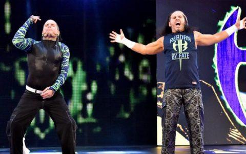 杰夫·哈迪本周重返WWE,马特哈迪将面临转战AEW或留在NXT