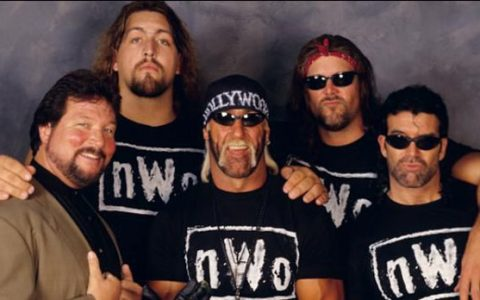 nWo将来到下周的Smack Down
