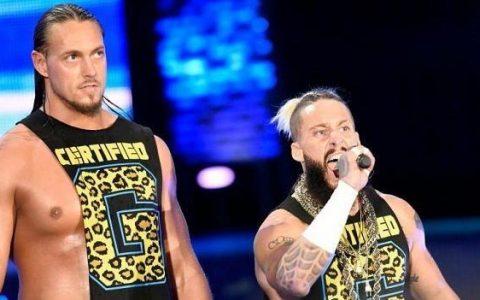 前摔角嘴炮恩佐详述为何大闹WWE现场:我就是冲着一个人去的