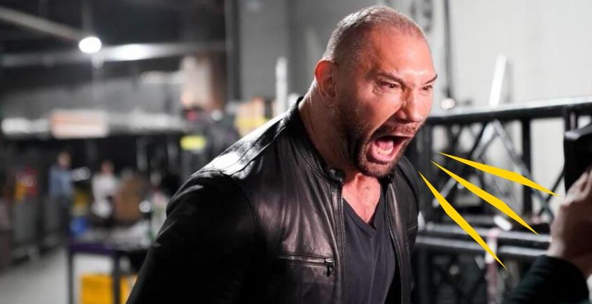巴蒂斯塔确定退出WWE狂热大赛37名人堂典礼