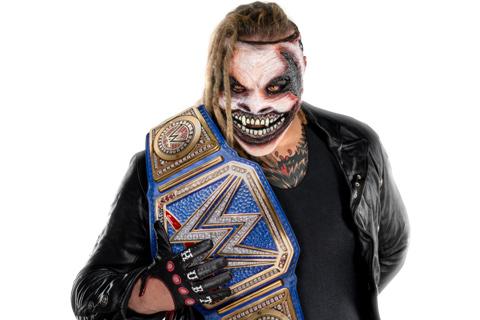 WWE环球冠军恶魔布雷怀亚特