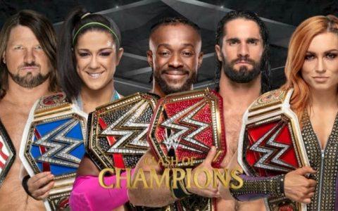 WWE9月份冠军之战PPV五场冠军比赛的神预测