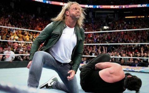 WWE限制级巨星艾吉出现在夏日狂潮上有何用意