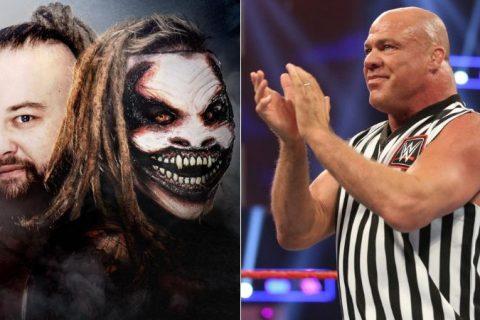 WWE4届世界冠军科特安格将出席夏日狂潮PPV