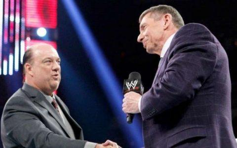 奇迹,保罗海曼竟然说服了主席老麦废除WWE旧规则
