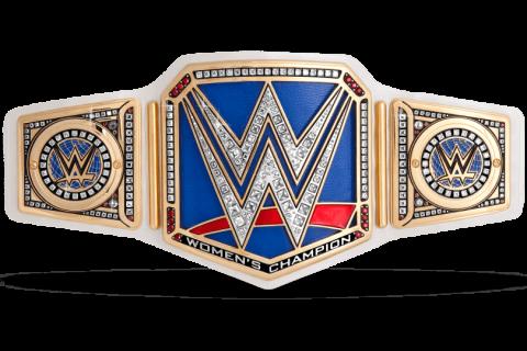 WWE SmackDonw女子冠军腰带