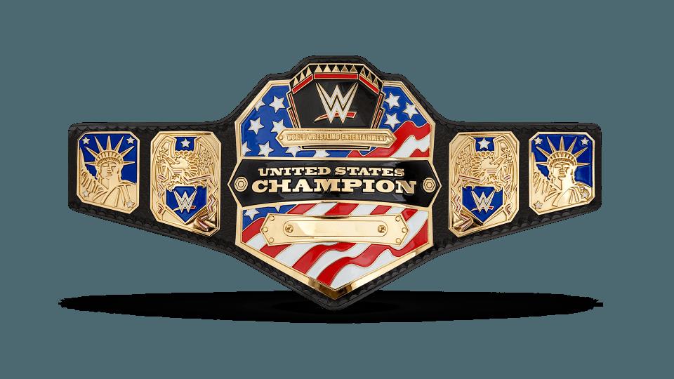 WWE美国冠军腰带