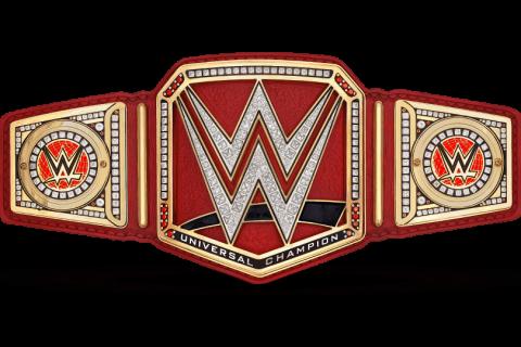 WWE RAW女子冠军腰带