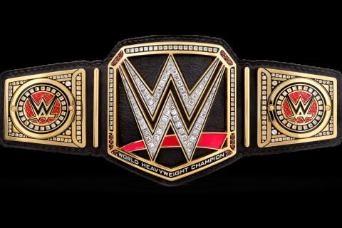 WWE冠军腰带