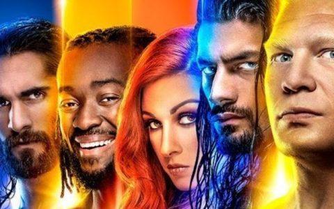 WWE夏日狂潮大赛上竟有多个冠军头衔没有安排比赛