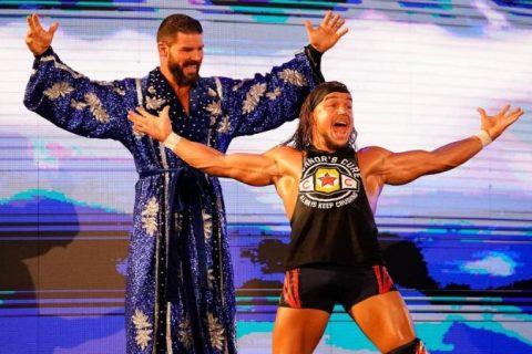 博比鲁德服用禁药被WWE禁赛