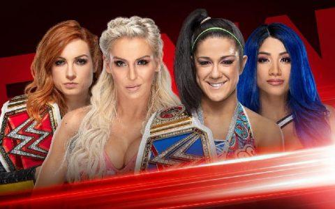 WWE四骑士之战将在下周RAW提前上演