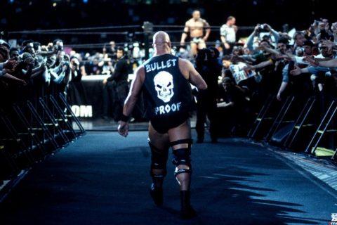 史蒂夫奥斯汀声称自己还能打WWE生涯最后一场比赛