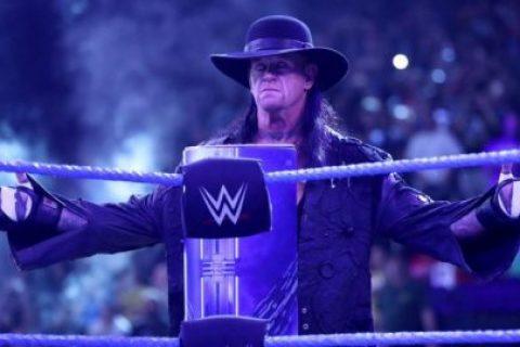 WWESD第1047期:送葬者霸气回归回应萨米辛挑衅,锁喉抛摔教做人