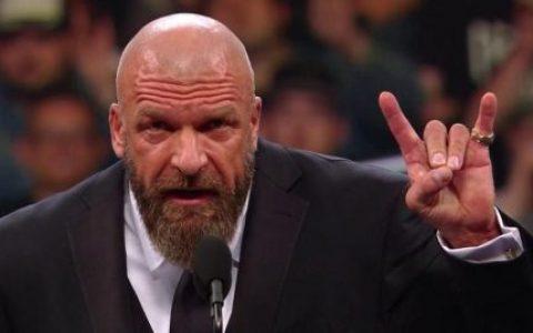 NXT之父TripleH将亲自上阵参加15人团队淘汰赛?