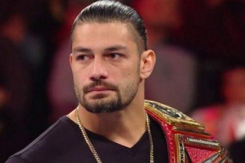 约翰·莫里森本人表示等罗曼·雷恩斯回归WWE一定第一个挑战他