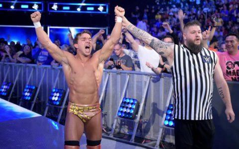 WWE高层有意打造查德盖博成为第二个科特安格