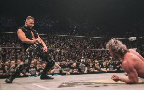 奥米加与莫斯利打出AEW最强比赛后称,我还没死!