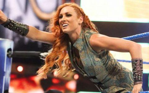WWE女性称王的时代来了?赛斯罗林斯亲口承认:贝基林奇才是王牌