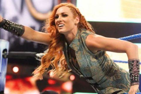 RAW女子冠军贝基林奇称她能打败AEW整个女子组